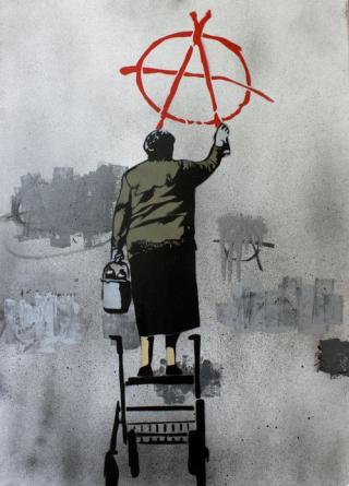 Una chica anarquista